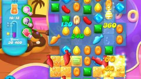 Candy Crush Soda Saga Level 109 (3rd version)