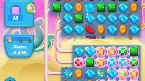 Candy Crush Soda Saga Level 167(3 Stars)