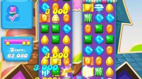 Candy Crush Soda Saga Level 3 (unreleased version 2)