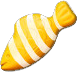 Yellowfish striped