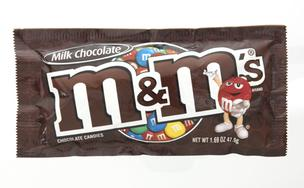 File:Chocolate M&Ms.jpeg