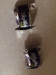 Mini Milky Way candy