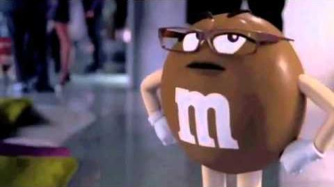 M & M candy ( Sexy and I Know It )