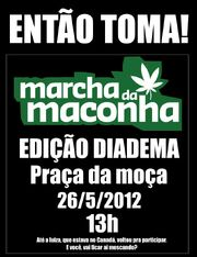 Diadema 2012 GMM May 26 Brazil