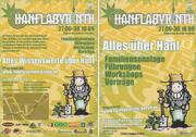 Berlin 2009 Hanflabyrinth