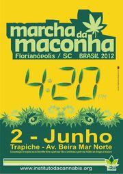 Florianopolis 2012 June 2 Brazil
