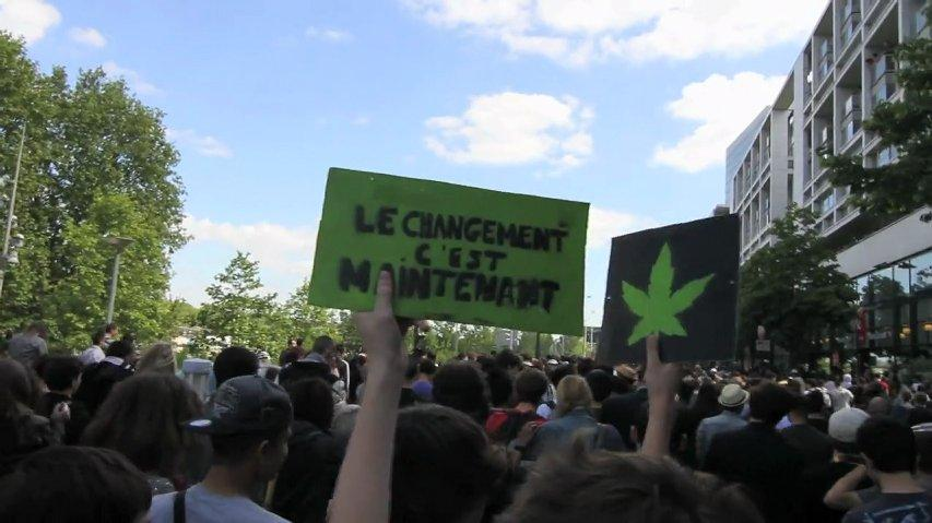 Cannabis - le changement c'est maintenant?