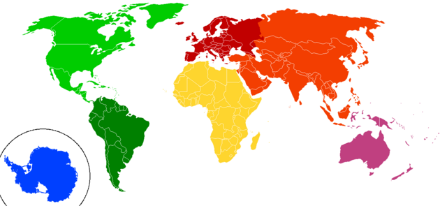 File:Continents by colour.png