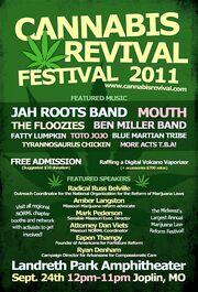 Joplin Missouri 2011 Cannabis Revival