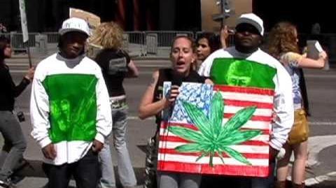 GLOBAL MARIJUANA MARCH CHICAGO