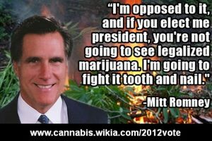 Mitt Romney in July 2012 in New Hampshire