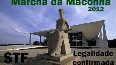 Marcha da Maconha Brasil 2012 Beagá 12maio 13 00 Pça da Estação LEGALIDADE CONFIRMADA STF