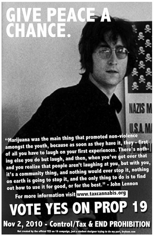 John Lennon Prop 19