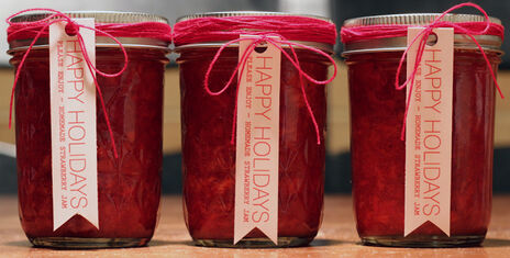 AlexisJuneCreative StrawberryFreezerJam