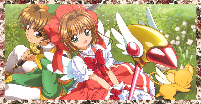 Image result for cardcaptor sakura