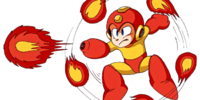 Special Weapons (Mega Man 1)