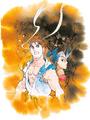 Ryu Rose Chun-Li and Sagat