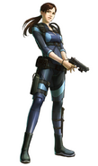 Project X Zone Jill