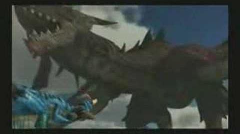 Monster Hunter Freedom Trailer 1