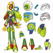 Optic Sunflower Concept