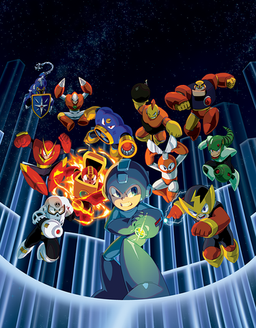 File:MM Legacy Collection Art.png