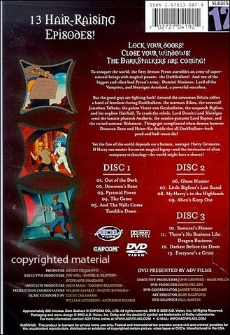 File:Darkstalkers Out Of The Shadows (Back).jpg