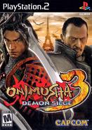 Onimusha 3 Box