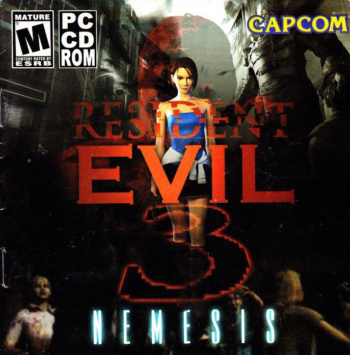 resident evil 3 تحميل لعبة