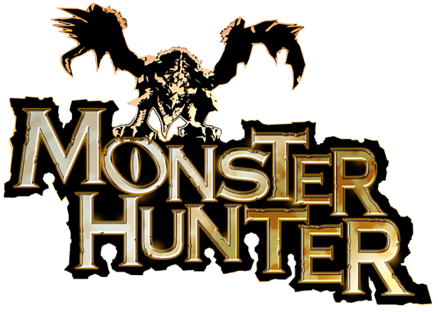 File:Monster Hunter Logo.png