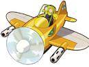 MMBN6 FighterPlane