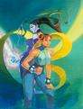 SFA Chun-Li and Rose