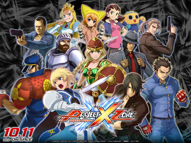File:Project X Zone Wallpaper.png