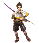 Ranmaru Alternate Costume
