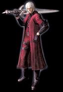 DMC3 Dante Alt Costume 2