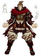 SB4 Hideyoshi Alt Costume