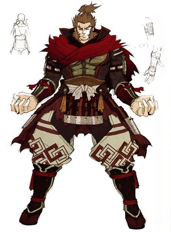 File:SB4 Hideyoshi Alt Costume.png