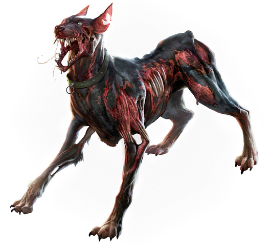 File:RE Zombie Dog.png