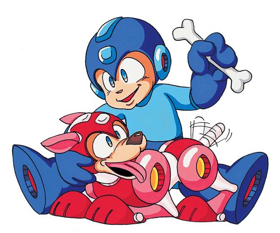 File:Mega Man and Rush.png