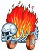 SGnG Skull Cart