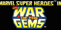 Marvel Super Heroes In War Of The Gems