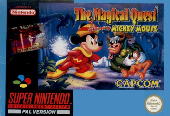 File:The Magical Quest Starring Mickey Mouse SNES PAL Capcom.jpg