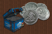 Zenny Chocolate Coins