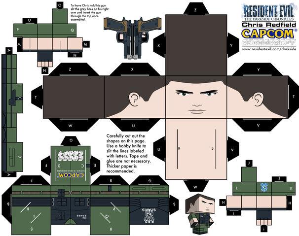 File:Cubee Craft - Chris Redfield.jpg