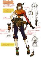 SB4 Tsuruhime Alt Costume