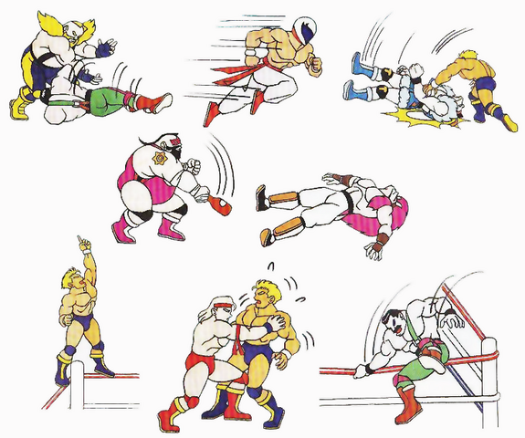 File:Slam Masters Jap Manual Art.png