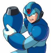 MMX6 X-Buster