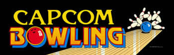 Capcom Bowling marquee title