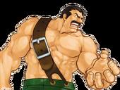 Mike Haggar (Capcom Fighting All-Stars)