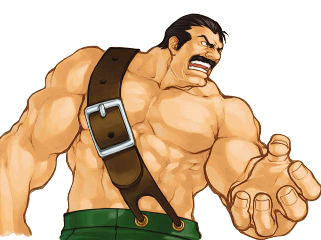 File:Mike Haggar (Capcom Fighting All-Stars).png