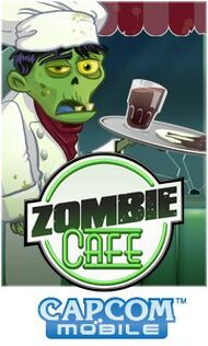 Zombie Cafe Capcom logo
